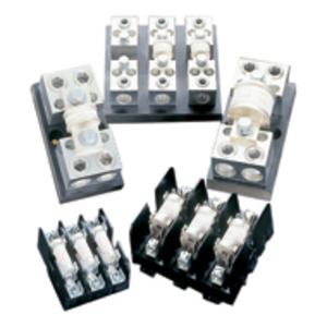 Mersen 32031T Fuse Holder, Semi-Conductor, 200A, 300VAC, Class T, AL/CU