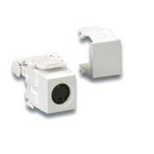 Leviton 40734-SVG Mod S-video 110 Term Gy
