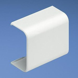 Panduit CF5WH-E Coupler Fitting / LD5 Raceway, White
