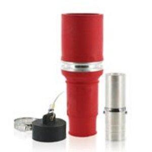 Leviton 49F77-R Single Pole Female Plug, 1135A Max, 777 MCM, Red