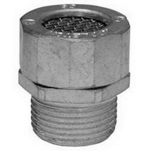 "Appleton CRN75S Non-Hazardous Location Drain, 3/4"", Raintight, Steel"