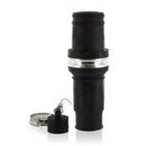 Leviton 49MSL-E Replacement Connector Insulator, Male, Black