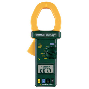 Greenlee CMP-200 Clampmeter-trms 2000a Pwr Factor