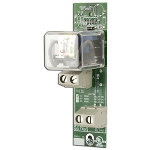Leviton RELAY-2PL Z-Max Relay Card, 20A, 208/480V