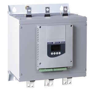 Square D ATS48C21Y Soft Starter, ATS48, 210A, 690VAC, 200kW, 3PH, 200HP, Asynchronous