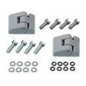 Hoffman CCAHK Hinge Kit, 170° Rotation, Includes: Template and Hardware