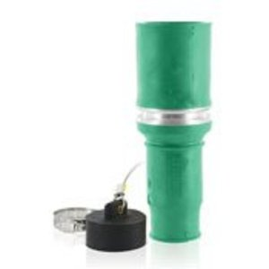 Leviton 49FSL-G Replacement Connector Insulator, Female, Green