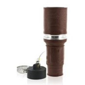 Leviton 49FSL-H Replacement Connector Insulator, Female, Brown