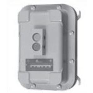 EGS CSE040805SQD13 Manual Starter, Enclosed, Size 1, NEMA 3/3R/7CD, 3P