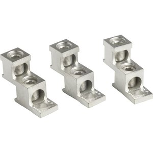 Square D AL20DTF Safety Switch, Double Lug Kit, 200A, 2 x 6-300MCM, CU/AL