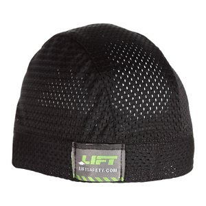 Lift Safety AST-6Y Sweat Beanie, Black