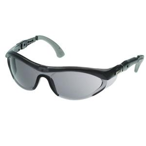 Lift Safety EFR-6ST Flanker Protective Eyewear - Translucent, Smoke