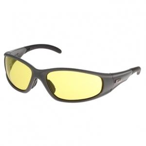 Lift Safety ESR-6LT Strobe Protective Eyewear - Silver, Yellow