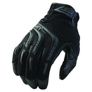 Lift Safety GTA-9KL Tacker Work Gloves - Size: Large, Black