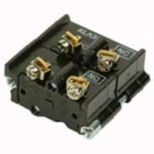 Eaton E30KLA9 Multifunction Operator, Standard Contact, 1NO/NC, 120VAC, 2P