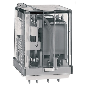 Allen-Bradley 700-HB33A1-3-4 Relay, Ice Cube, 11-Blade, 3PDT, 15A, 120VAC, with Options