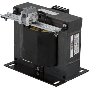 Square D 9070T3000D5 Control Transformer, 3KVA, Multi-Tap, Type T, 1PH, Open