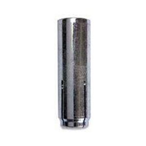 Dottie DA25 1/4-20 Drop In Anchor, Steel Zinc Plated