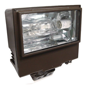 Lumark WP40 Flood Light, Pulse Start MH, 400W