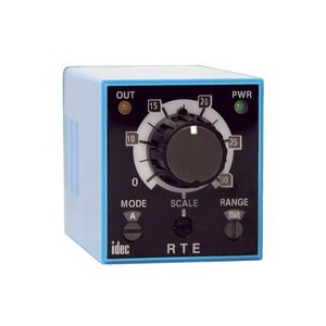 IDEC RTE-B1AF20 Relay, Timing, 100 -240VAC, 8 Pin, Multi-Function, Power Triggered