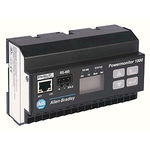Allen-Bradley 1408-EM3A-ENT Power Monitor 1000, Energy Monitor EM3, 120/240VAC Power Supply