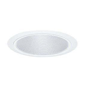 "Juno Lighting 254-WWH 6"" Deep Baffle Trim"