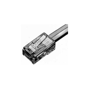 Tyco Electronics 5-554720-3 Modular Plug, Cat 5, 8 Contacts Loaded
