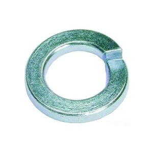 "Dottie LWBZ38 Split Lock Washer, 3/8"", Silicon Bronze"