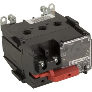 Square D 9065SFB20 Relay, Overload, Solid State, 3P, 1.5-4.5A, Size 00, Direct Mount