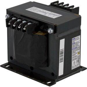 Square D 9070T750D33 Control Transformer, 750VA, 380/400/415 - 115/230, Type T, 1PH, Open