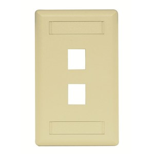 Hubbell-Premise IFP12EI PLATE,