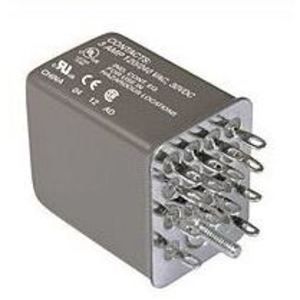 SE Relays 782XDXH10-240A Relay, Ice Cube, 14 Blade, 3A, 300VAC, 220/240VAC Coil, 4PDT