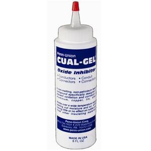 Penn-Union CUALGEL8OZ Oxide Inhibitor - 8oz Squeeze Bottle