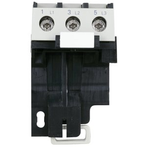 Square D LA7D1064 Overload Relay, Separate Mounting Blocks, DIN Rail Mount, for LR2D15