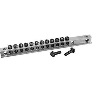 GE Industrial TGK8 Neutral Bar, 8 Circuit, with Lugs, Non-Isolated