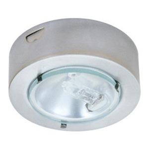 Elco Lighting E228W Puck Light, Halogen, 20W, 12V, White