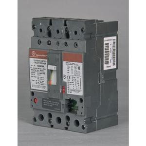 GE Industrial SELA36AT0030 Breaker, Molded Case, Spectra, 3P, 600V, 30A, Frame, 65kAIC