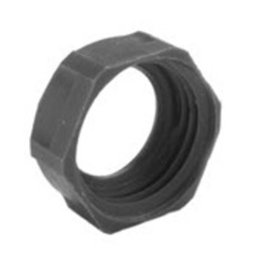 "Bridgeport Fittings 322 Conduit Bushing, Insulating, 3/4"", Threaded, Plastic"