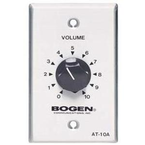 Bogen AT10A Speaker Line Attenuator