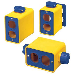 Ericson 6000 6000 Series Portable Power Outlet Boxes
