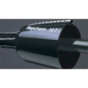 "Raychem CRSM-34/10-1200 Heat Shrink Repair Sleeve, 8 - 2/0 AWG, 48"", Black"