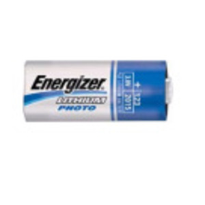 Energizer EL123APB2 Lithium Photo Battery, 3V, 1500 mAh, 2 Pack