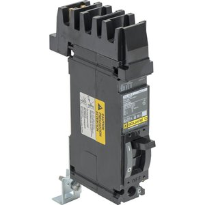 Square D FA14100C Breaker, Molded Case, 100A, 1P, 277VAC, 125VDC, C Phase