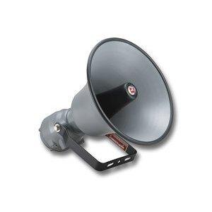 Federal Signal 300X-024 Speaker Amplifier, 24VDC, 0.76A, 110 dB @ 10 Feet, Aluminum