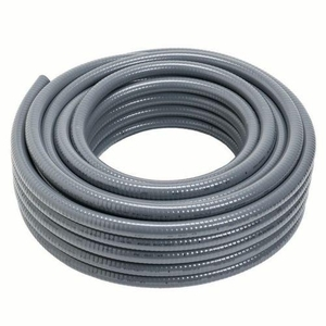 "Multiple NM20050CL Liquidtight Flexible Conduit, Non-Metallic, 2"", Gray, 50' Coil"