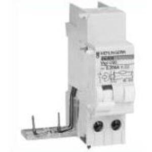 Square D MG26547 Breaker, Miniature, 2P, 60A, VIGI Module, for C60N, DIN Rail Mount