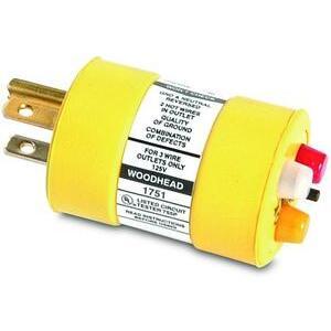 Woodhead 1751 Super-Safeway Circuit Tester