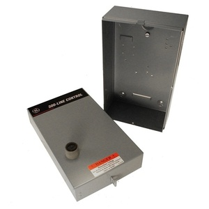 "GE Industrial CR306X190B Starter, Enclosure, NEMA 1, for 00,0,1, 10""H x 6""W x 4.63"" D"