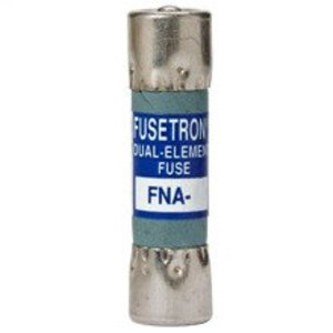 Eaton/Bussmann Series FNA-8 Fuse, 8 Amp Pin Indicating Type, Dual-Element, Time-Delay, 125V