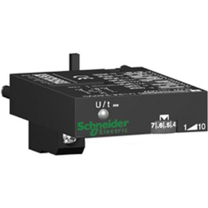 Square D RUW101MW Relay, Plug-In, Timer Module, 24-240V AC/DC, 8 Function